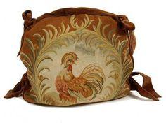 Maison de Kristine - 2 BRENNAN'S ROOSTER CUSHIONS, $599.00 (http://www.maisondekristine.com/2-brennans-rooster-cushions/)