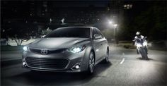 Safety features in the radically new Avalon work together for a smarter driving experience. http://www.staugustinetoyota.com/Avalon-Inventory.aspx