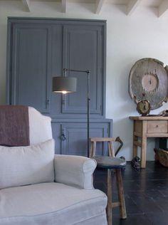 Puur en eenvoud in de woonkamer.