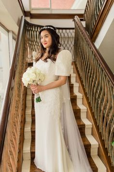If you are looking for Beach Wedding Dress In Philippines you've come to the right place. We have 17 images about Beach Wedding Dres. Civil Wedding Dresses, Dresses To Wear To A Wedding, Bridal Dresses, Wedding Gowns, Wedding Blog, Dream Wedding, Wedding Ideas, Filipiniana Wedding Theme, Filipiniana Dress