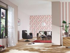 Купить немецкие обои Home Vision VI (Хоум Вижн VI ) Rasch   Каталог, фото, цена