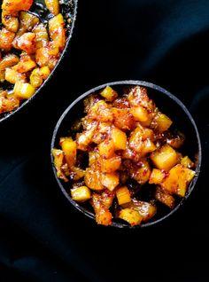 sri lankan eggplant curry lecker pinterest leckeres essen asiatische rezepte und essen. Black Bedroom Furniture Sets. Home Design Ideas