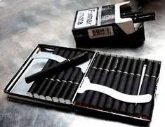 Resultado de imagem para black cigarettes