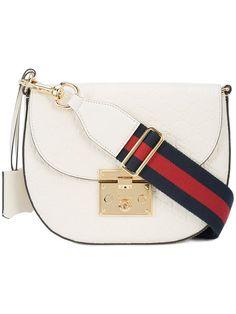 GUCCI Padlock shoulder bag. #gucci #bags #shoulder bags #leather #