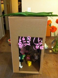 Mama Chit Chat: Sukkah for toys