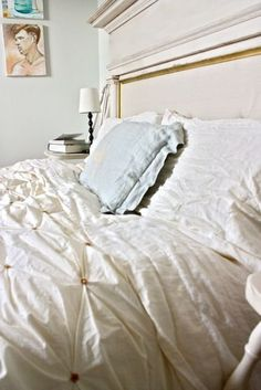 Linen Sheets: The Best Nights Sleep | Apartment Therapy
