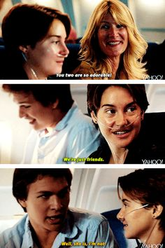 'The Fault In Our Stars' New Scenes