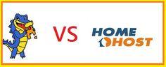 Hostgator ou Homehost