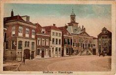 Markt /en oude stadhuis