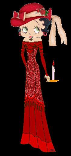 ENCANTO DE GIFS: Betty Boop III