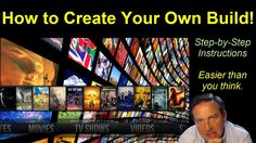 How to make your own Build for KODI !!! Easier than I ever imagined. Ste...