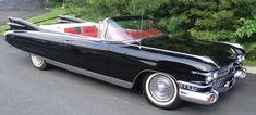 1959 Cadillac Coupe DeVille Convertible