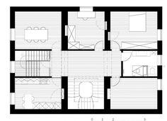 Rénovation d'un bel appartement mansardé au Luxembourg par EPAD - Journal du Design