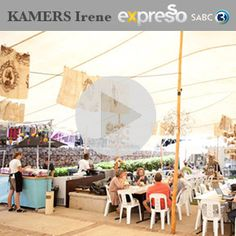 Watch as Expresso Features KAMERS Irene 2012 on the brand new KAMERS Blog at http://blog.kamersvol.com