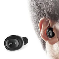 Bluetooth Headset, Q26 Mini Invisible Earpiece In Ear V4....