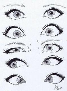 Weird eyes !?