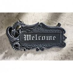 This is the best place to find all the best items. Here you will find the most darkly beautiful Gothic decor you could want. Whether you want...