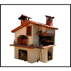 Barbecue Il Focolare Vulcano | Barbecues, Terrazzo and Stove