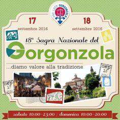 Sagra del Gorgonzola a Milano settembre 2016