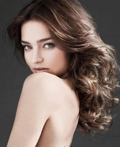 Miranda Kerr- she's probably the most beautiful woman on earth!
