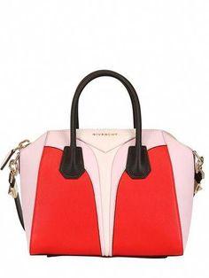 16f388e1915e GIVENCHY - SMALL ANTIGONA ARCHITECT LEATHER BAG #Designerhandbags Branded  Bags, Purses And Handbags,