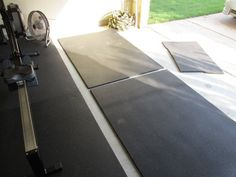 Rubber Gym Mats For My Garage Flooring