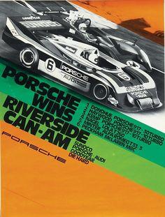 riverside / Diseño y carreras de autos.