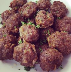 Skinny Cajun Meatballs | 18 Recipes Real Healthy People Eat To Start The Year Right
