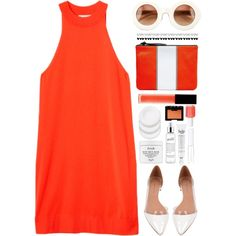 Bright Colors for the Summer, created by erino9519 on Polyvore
