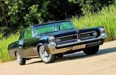 Grand Prix… 1964 with 8 lug wheels
