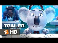 Sing TRAILER 1 (2016) - Scarlett Johansson, Matthew McConaughey Animated Movie HD - YouTube