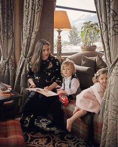 10/29/17*New photos of Tatiana Casiraghi with her children, Sacha and India