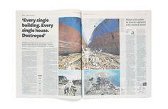 The Independent Newspaper - Matt Willey