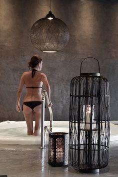 Sumérgete en nuestro jacuzzi interior, ¡relájate! Get into our indoor Jacuzzi, relax! #ama #islantilla #andalusia #andalucía #hotel #luxury #lujo #resort #spa #jacuzzi