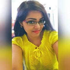 #yellow #love #cute #specs