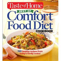 Taste of Home Best of Comfort Food Diet Cookbook: Lose Weight With 749 Recipes from Today's Family Cooks! ** Check out this great product.