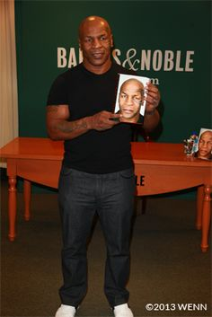 The Diet That Helped Mike Tyson K.O. 140 lbs! 140 Lbs, Celebrity Diets, Mike Tyson, Kos, Celebrities, Celebs, Aries, Celebrity, 140 Pounds