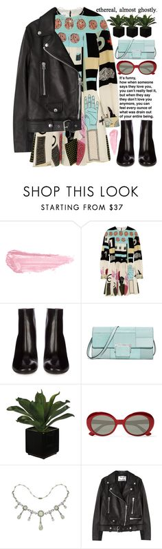 """""""my heart kind of hurts"""" by exco ❤ liked on Polyvore featuring By Terry, Valentino, Acne Studios, MICHAEL Michael Kors, Yves Saint Laurent and bathroom"""