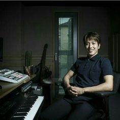 Yonghwa Jung Yong Hwa, Cnblue, Piano, Music Instruments, Actors, My Love, Musical Instruments, Pianos, Actor