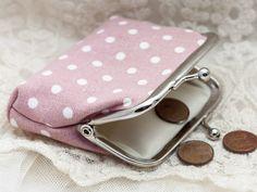 Cómo hacer un monedero vintage de tela - Costura - DIY Tutoriales | DaWanda