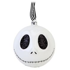 Disney World Nightmare Before Christmas Jack Skellington Tree Ornament | eBay (could do this as a diy)
