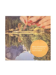 Hellogoodbye - Everything Is Debatable Vinyl LP | Hot Topic