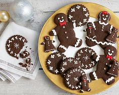 Bake. Share. Love. Celebrate the sweet spirit of the season with sharing! Chocolate Gingersnaps made with all-natural AMERICAN HERITAGE® Chocolate are a tasty treat friends and family are sure to love.