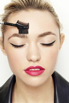 Nasty Gal Tips From the Pros: How to Rock a Fuller Brow