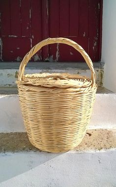 aab11e0fad Jane Birkin Basket    an affordable it bag Blanket Basket
