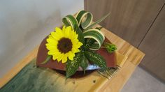 Top View Ikebana