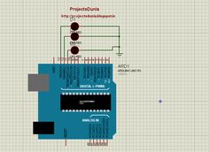 interfacing 3 led with arduino Arduino Circuit, Led