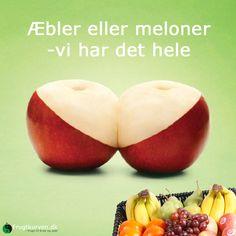 Frugt er sundt for synet – se klart! Se mere om frugtkurve til din arbejdsplads på: www.frugtkurven.dk