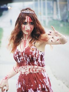 chytrelisy - Carrie White Cosplay