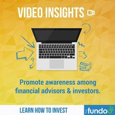 """Before investing, consider the funds investment objectives, risks, charges, and expenses. Get the latest investment insights from TheFundoo's """"Video Insights"""" feature. Now, you can sit at home and learn new things within minutes.  Early registrations are open on http://thefundoo.com/"""